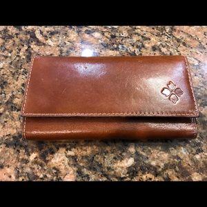 Patricia Nash Heritage Collection wallet